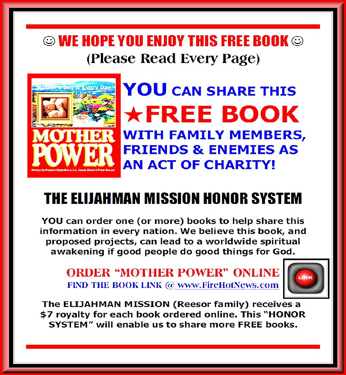 MOTHER POWER BookAD-1